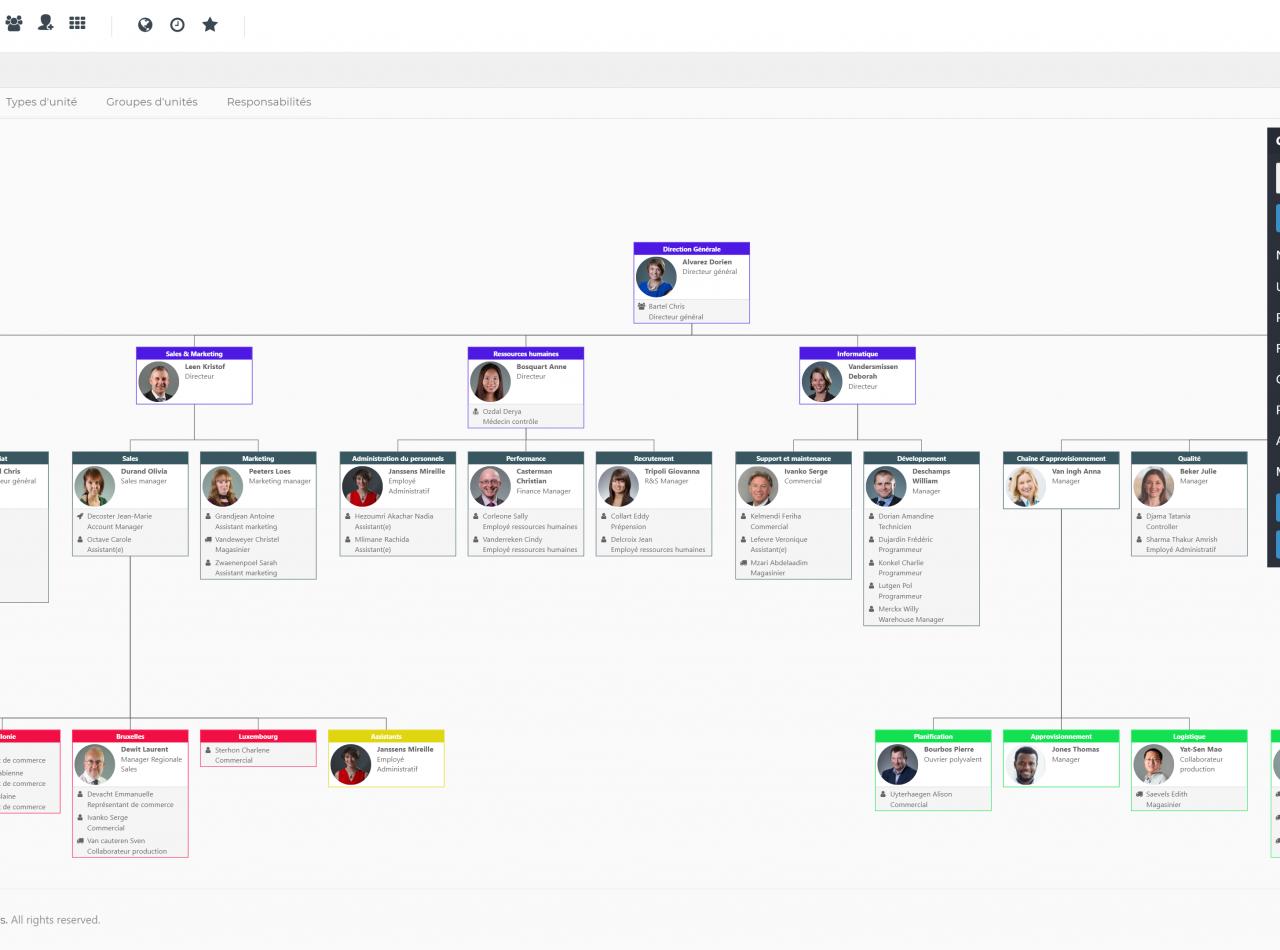 Screenshot MyOrganization 1