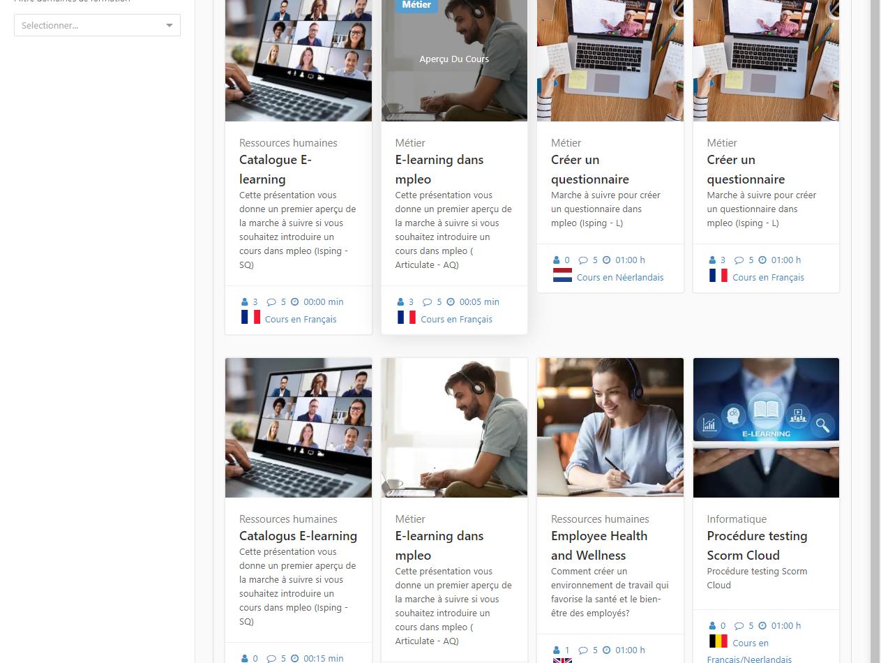 Screenshot MyE-Learning 1