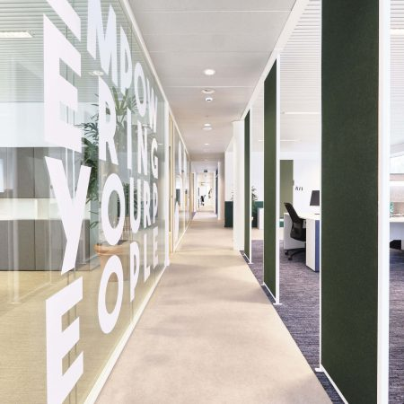 Ontdek onze nieuwe kantoren