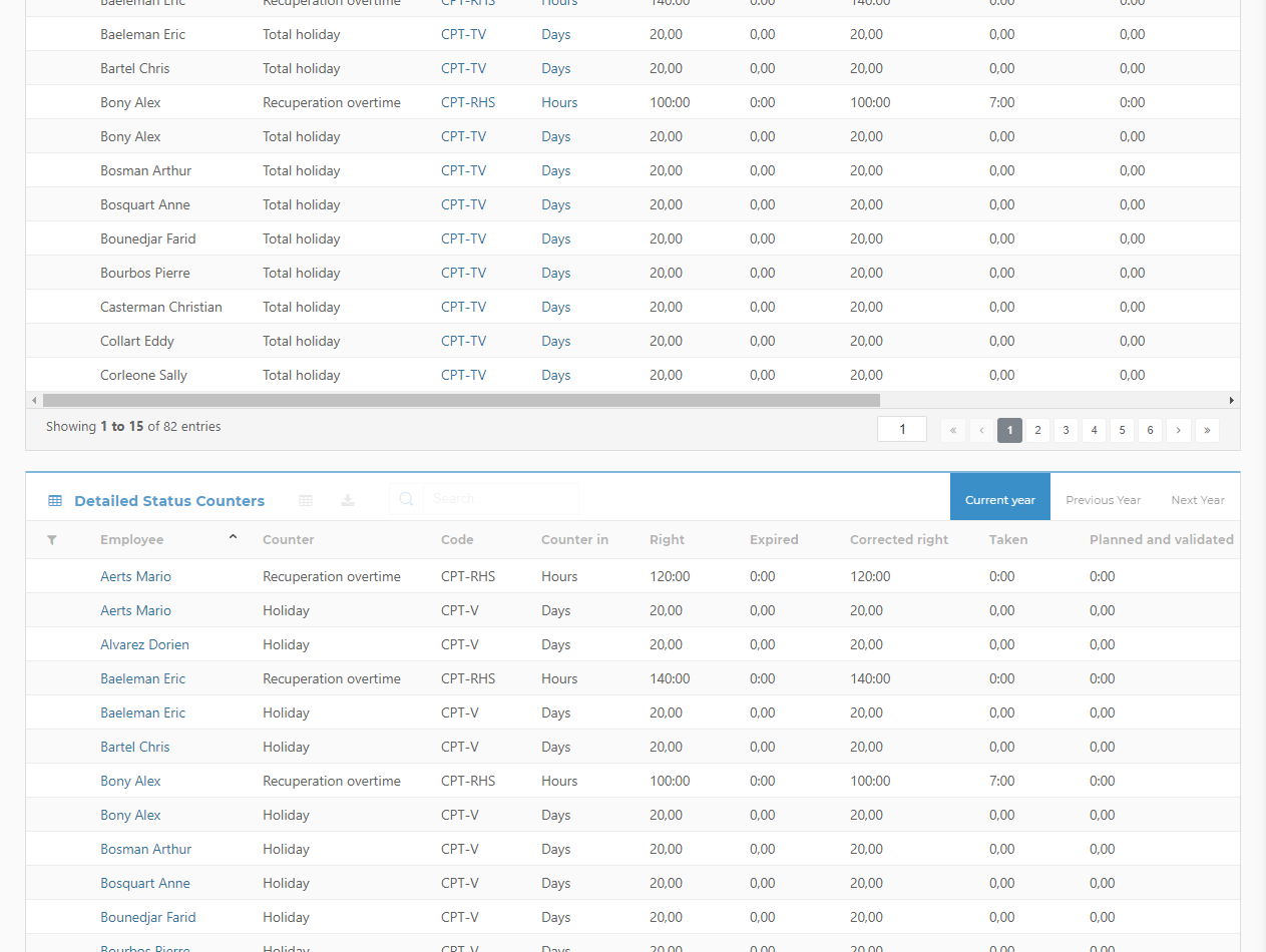 Screenshot MyPresence 1